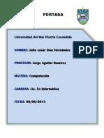 Diaz Julio Cesar Practica 2