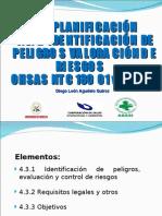 Planificación del Sistema de Gestión de SYSO (OHSAS 18001)