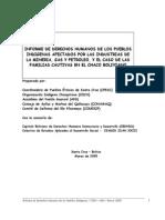 INFORME DDHH PUEBLOS INDIGENAS EN BOLIVIA para CIDH marzo 20.doc