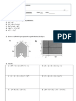 recuperação adição e sub de polinomios