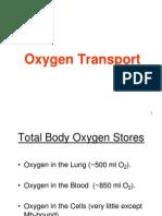 Transportasi Gas Respirasi