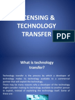 Licensing & Technology Transfer-2.1