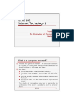 T01 - Overview of Computer Network