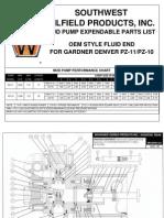 Oem Gardner Denver Pz-11