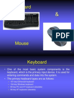 T11 - Keyboard & Mouse