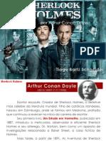 Sherlock Holmes Por Arthur Conan Doyle