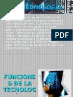 La Tecnologia Diapositivas