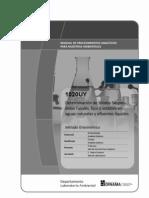 Manual Proc 1020UY Solidos Suspendidos