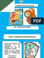CLASE 6 DISEÑOS DE INVESTIGACION