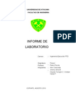 LABORATORIO FISICA
