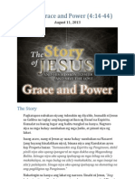 Part 6 - Grace and Power (Luke 4:14-44)