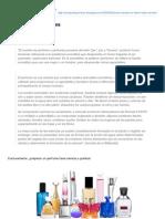Cosasdequimicos.blogspot.com-Como Hacer Perfumes