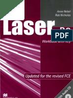 Laser B2 Workbook With Key Revised FCE