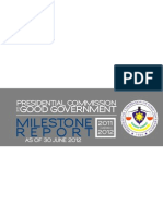 PCGG Milestone Report