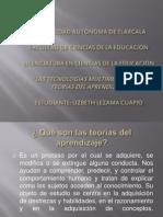 Teorias Del Aprendizaje en Herramientas Multimedia - Copia