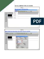 Settings PLC Omron Type at SYSWIN.pdf