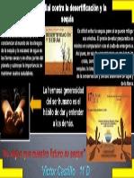 día mundial contra la desertificación y la sequía victor castillo 11`D