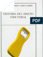 Historia Del Diseno Industrial