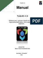 Manual Tlaloc