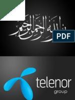 Financial  Analysis Telenor 2012