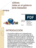 Pp Gobierno Pinera