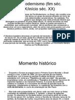 Pré-Modernismo9(fimséc.ppt