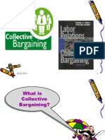 Collective Bargaining in indian context