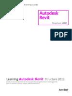 Learning Autodesk Revit Structure 2013-ToC