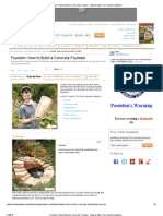 How to Build a Concrete Fountain - Step by Step.pdf