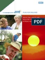 Heatwave Plan England