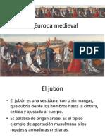 La Europa Medievalvestuario_historia