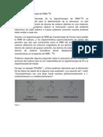 Usos de La Espectroscopia de RMN