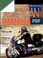 American Motorcyclist Jan 2007