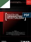 2013 ZEVALLOS Nicolás Golpe en el VRAEM Una lectura desde la adaptabilidad y la confianza - Boletín del Observatorio de Actualidad. Escuela de Gobierno