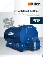 Fulton Firetube Boilers Catalogue