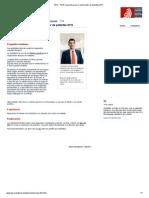 EPO - Perfil Requerido Para Un Examinador de Patentes EPO