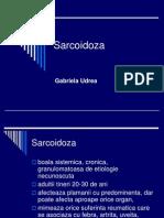 Sarco+ Alte Boli Dr.udrea