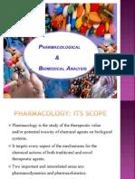 Pharmacological & Biomedical Analysis