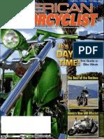 American Motorcyclist Mar 2007
