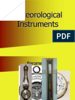 Meteorological Instruments