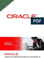 Adv Java Prog Techqs With Odb 400715 en In