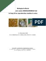 Biological Effects_transgenic Maize