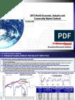 World Economy Outlook 2013