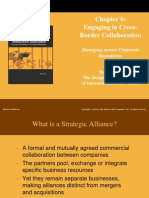 Engaging in Cross Border Collaboration