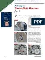 Direct-shift Gearbox 02e Eng