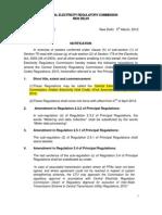 IEGC First Amendment(05.03.2012)