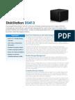 Synology DS413 Data Sheet Enu