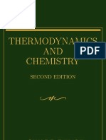 Devoe - Thermodynamics and Chemistry 2e (2012) - Small Page Size