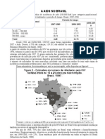 A Aids No Brasil