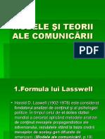 Modele Si Teorii Ale Comunicarii